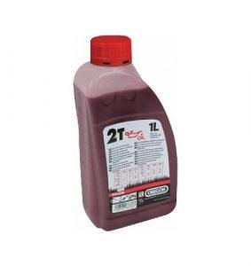 Olej pro 2T motory 1L – červený (O10-6366)